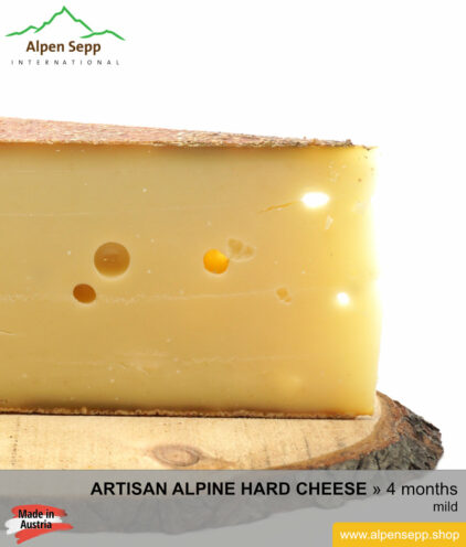 ALPINE HARD CHEESE mild
