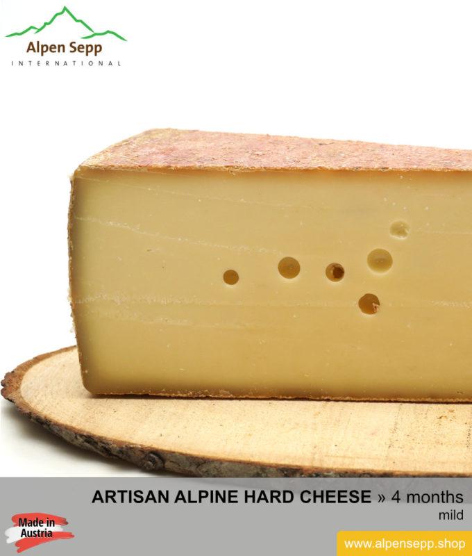 ARTISAN ALPINE HARD CHEESE mild