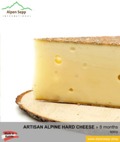 ALPINE HARD CHEESE spicy