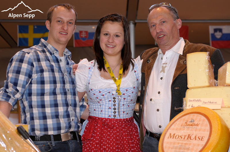 vl. Christoph Schneider, Natalie Berchtold, Hermann Berchtold