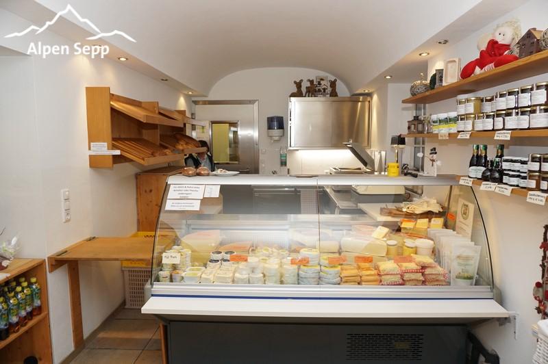 Rehmen alpine dairy store - Au