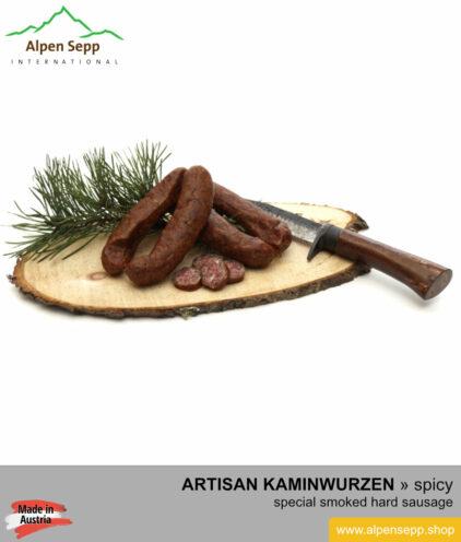 Premium Kaminwurzen sausage