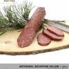 Premium mountain salami