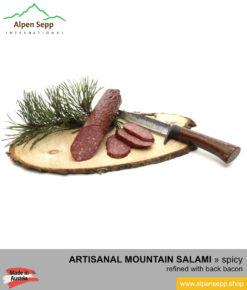 Mountain salami