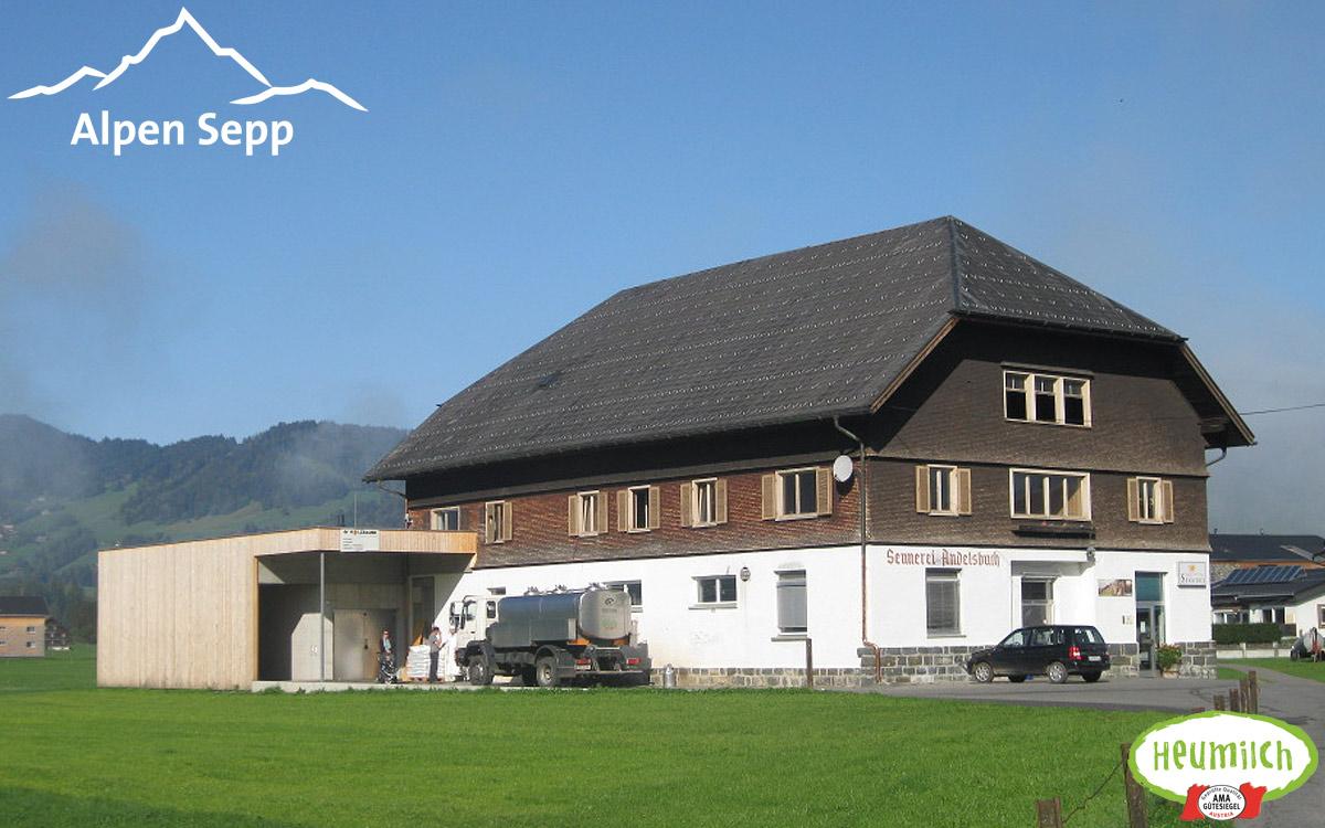 Dairy Andelsbuch - Bregenzerwald