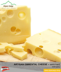 ARTISAN EMMENTAL CHEESE