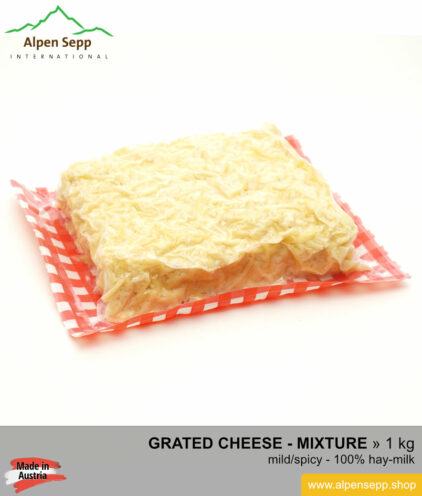 Grated cheese mixture 1 kg
