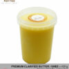 Premium ghee - traditional hand made from butter