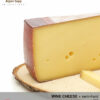 WINE CHEESE - MILD TASTE - semi hard cheese