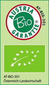 Austria BIO Garantie Siegel