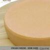 Cream cheese wheel - 6 kg - mild