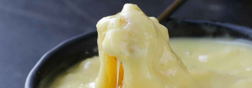 Käsefondue ist einfach ein Klassiker - jedes Jahr wieder!