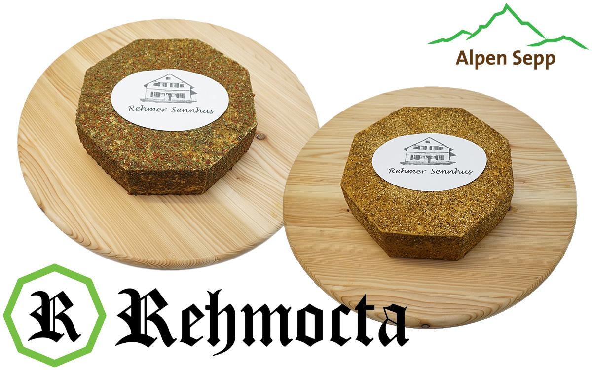 REHMOCTA cheese family