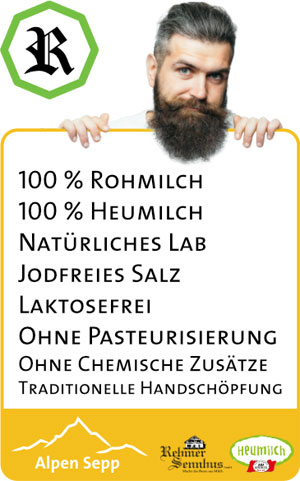 Vorteile des Rehmocta vom Alpen Sepp