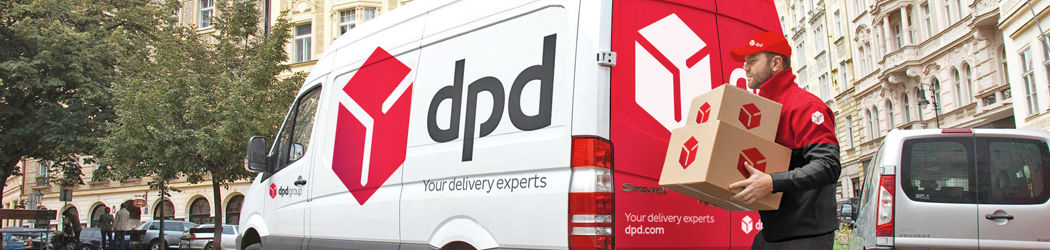 Cheese delivery with the best Predict service from DPD