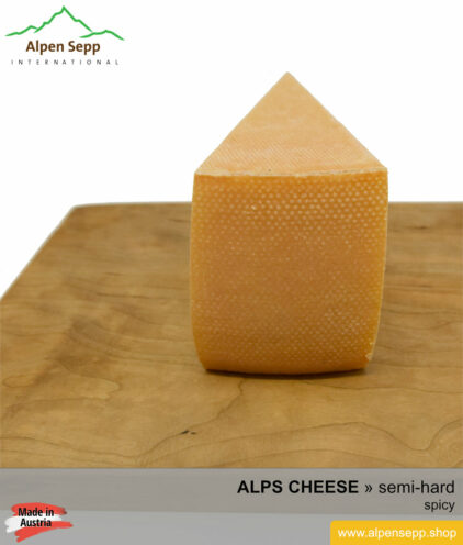 Master cheesemakers alps cheese spicy