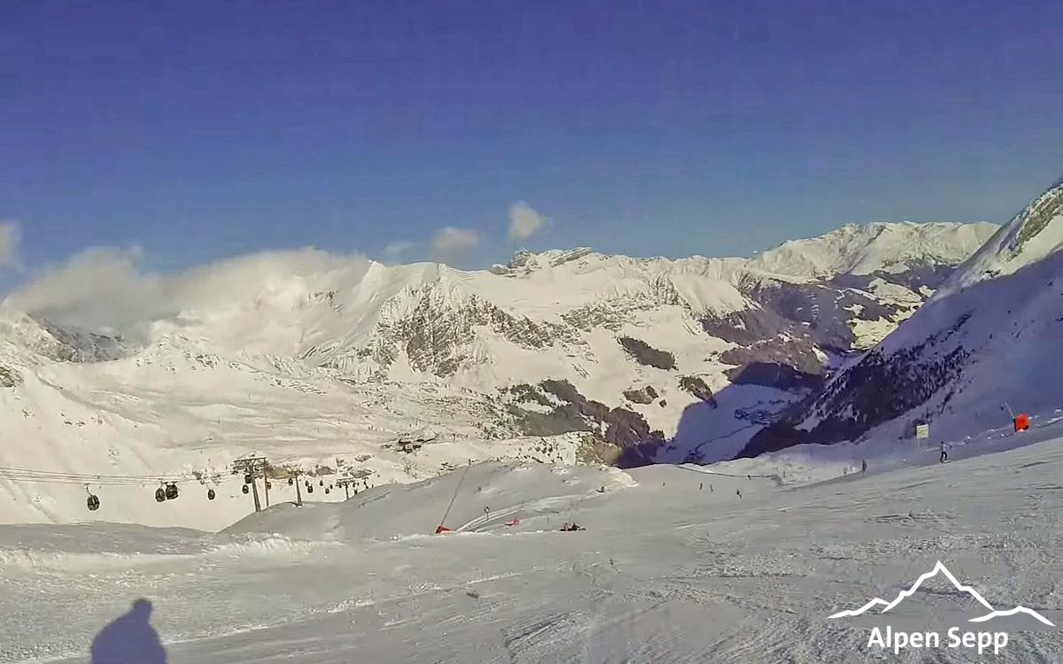 Hintertux Glacier Tyrol
