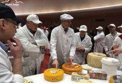 World Championship Cheese Contest USA - Wisconsin 2018